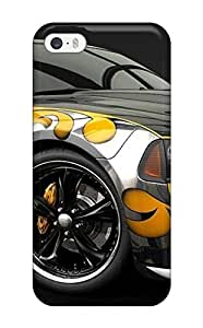 Hot Style AqhzWdg2366zzIJo Protective Case Cover For Iphone5/5s(very Colorful Car)