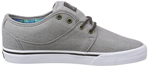 Globe Mahalo, Unisex Adults' Low-Top Sneakers Grey (Grey Chambray)