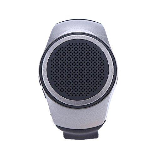 Alloet Fashion Running Watch Wireless Bluetooth Speaker Card Mini Stereo Sound(5#) by Alloet