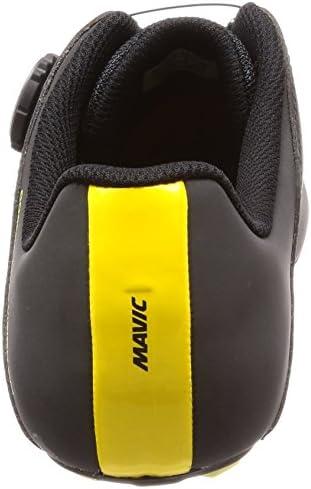 MAVIC Cosmic Elite Vision Rennrad Fahrrad Schuhe schwarz/gelb 2019