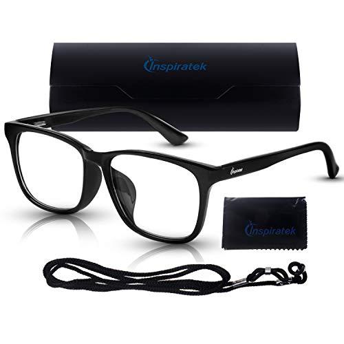 Inspiratek Blue Light Blocking Glasses For Women And Men