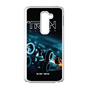 Tron Legacy Movie Poster LG G2 Cell Phone Case White&Phone Accessory STC_073678