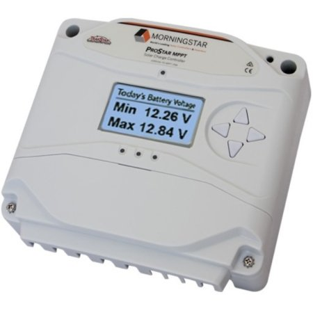 Morningstar - PS-MPPT-25 - 25A Prostar MPPT Solar Controller by Morningstar