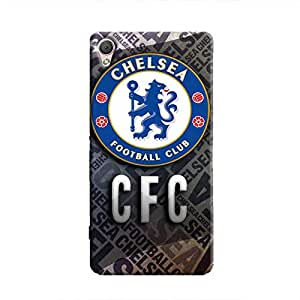 Cover It Up - Chelsea CFC Xperia M4 Hard Case