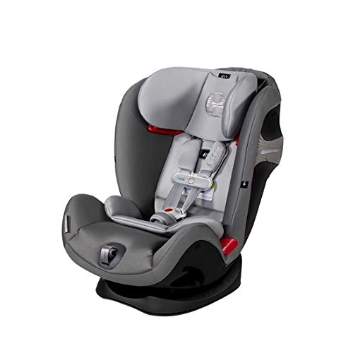 Cybex Eternis S All-in-One Car Seat with SensorSafe, Manhattan Grey