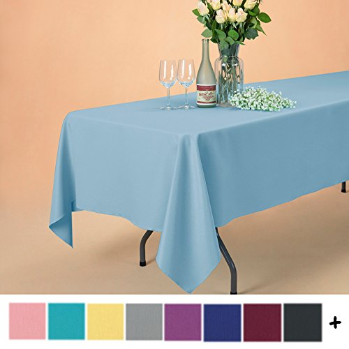 Remedios 102 inch Rectangle Polyester Tablecloth