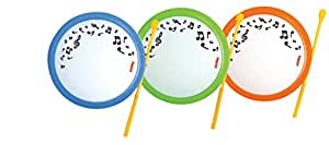 Edushape Hand Drum Musical Toy, Colors May Vary