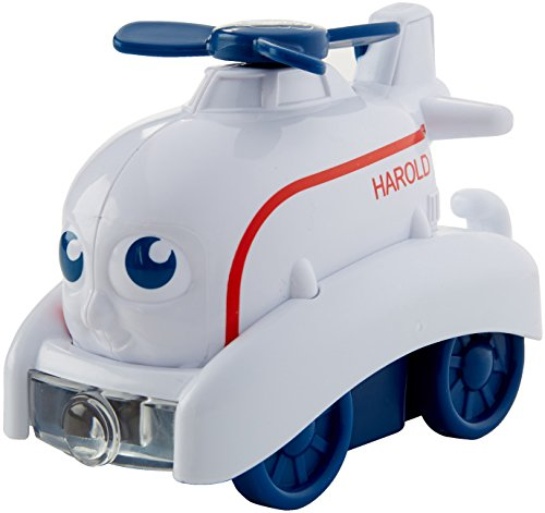 Fisher-Price Thomas & Friends My First Railway Pals, Harold Train (Harold Vehicle)