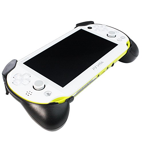 IINE PSVITA 2000 version assisting grip (black) by IINE