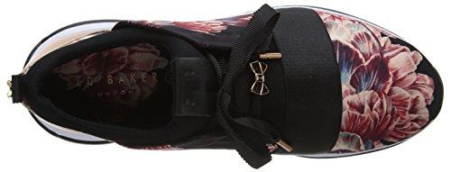 2 Cepap Donna Sneaker Tranquility 000000 Nero Ted Ted Baker Baker fqZAIFRI