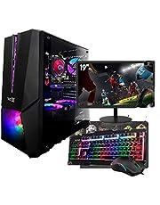 Pc Gamer I7 3770+16gb Ram+hd 1tb+pl.vi 4g+f.500w+monitor 19
