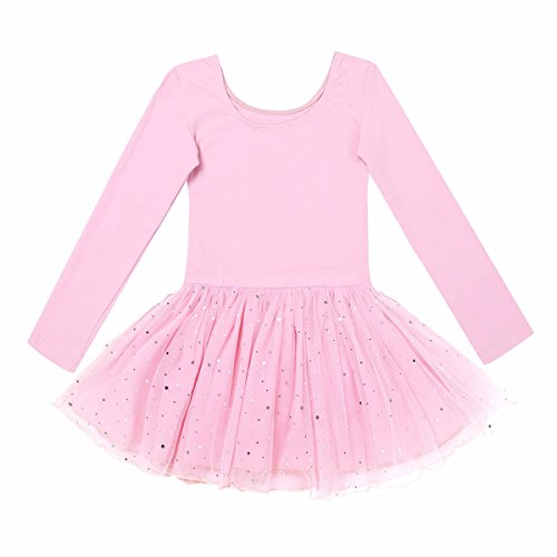 mesh ballet dress - 5