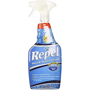 Amazon Com 1 X Repel Glass Amp Surface Cleaner Health