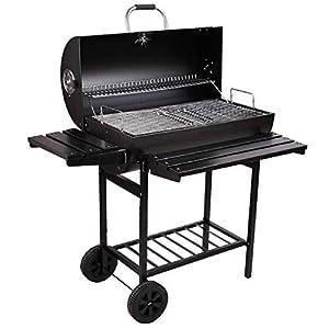ZJSK Barbecue Facile Set Barbecue a carbonella Forno Domestico Portatile Carbonio a Legna Barbecue Americano… 1 spesavip