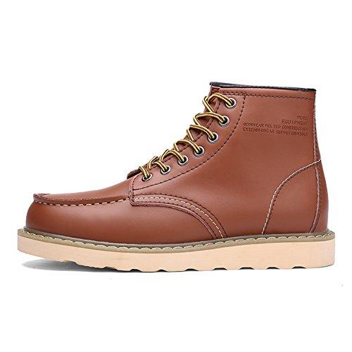 Martin en otoño e invierno botas/Hombres y alto de cuero botas en Inglaterra/ los cargadores de los hombres/Cargadores de herramientas/ marea de botas A