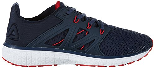 Fila Men Base Topic Low - Zapatillas de casa Hombre Azul (Dress Blue)