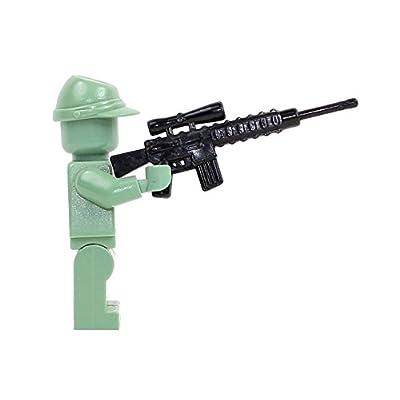 CombatBrick Custom US Army Miniature Toy Guns Pack 1