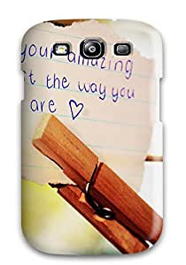 Hot New Holiday Valentines Day Skin Case Cover Shatterproof Case For Galaxy S3 5411406K41811149