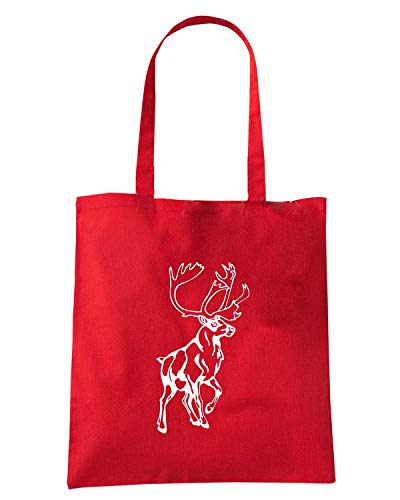 Shopper DEER Rossa Speed Borsa Shirt FUN1169 zxqS4wES