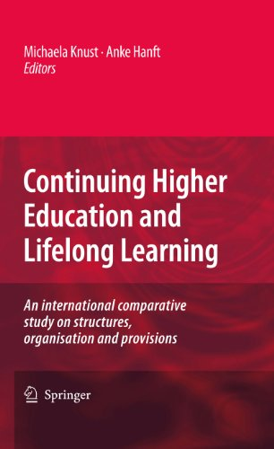 Download Continuing Higher Education and Lifelong Learning: An international comparative study on structures, organisation and provisions Pdf