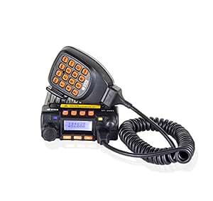 BTECH MINI UV-2501 (Gen. 3) 25 Watt Dual Band Base, Mobile Radio: 136-174mhz (VHF) 400-520mhz (UHF) Amateur (Ham)