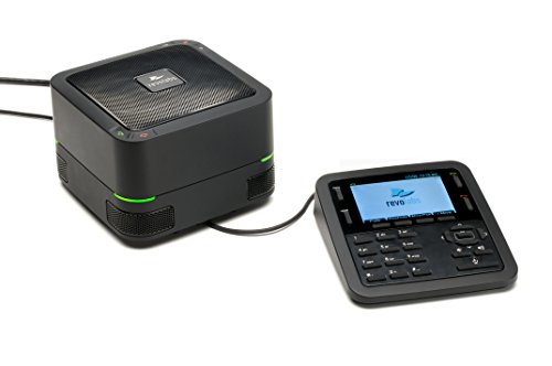 Revolabs 10-FLXUC1000 IP & USB Conference Phone VoIP Phon...
