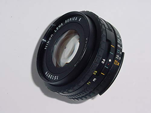 Nikon 50mm f/1.8 series E AIS lens