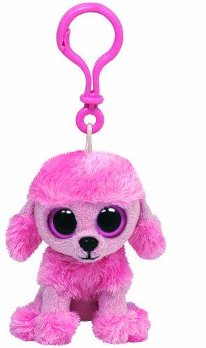 7d456777d4e Amazon.com  Ty Beanie Boos - Princess-Clip the Poodle  Toys   Games