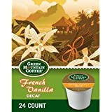 GREEN MOUNTAIN FRENCH VANILLA DECAF K CUP COFFEE 96 COUNT