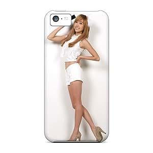 Hot Design Premium JQV15279ITca Tpu Cases Covers Iphone 5c Protection Cases(jessica)