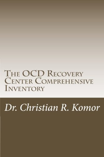 Read Online The OCD Recovery Center Comprehensive Inventory ebook