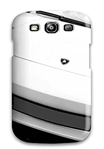 YJzNNme227OqNZF Snap On Case Cover Skin For Galaxy S3(lamborghini Murcielago Lp6 Roadster Bw)