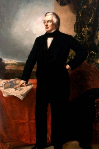 13th United States of America President Millard Fillmore Journal: Take Notes, Write Down Memories in this 150 Page Lined Journal (13th President Of The United States Of America)