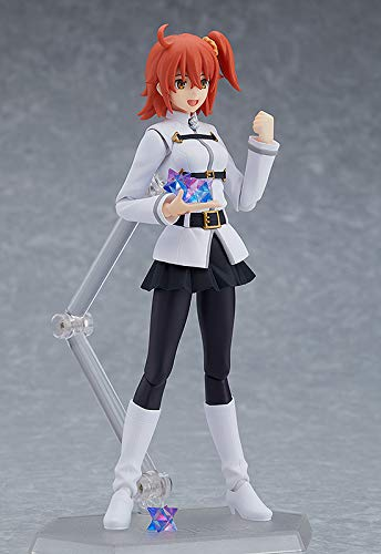 figma Fate/Grand Order マスター/主人公 女 ノンスケール ABS&PVC製 塗装済み可動フィギュア