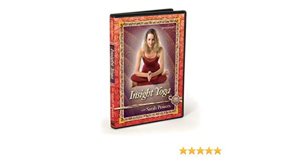 Insight Yoga with Sarah Powers: Amazon.es: Sarah Powers ...