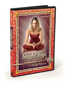 Insight Yoga with Sarah Powers: Amazon.es: Sarah Powers ...