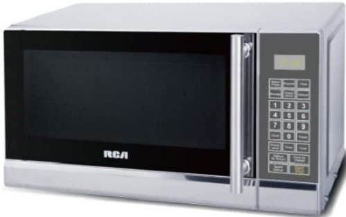 Amazon.com: Horno de microondas RCA, Stainless: Kitchen & Dining
