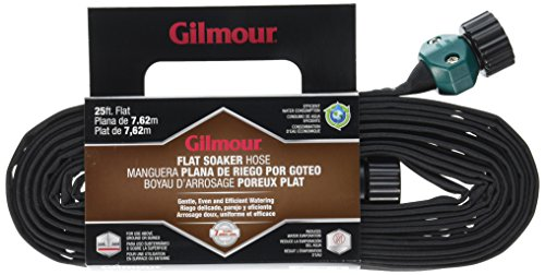 Gilmour 100049288 Flat Weeper Soaker Hose, 25 Foot ()