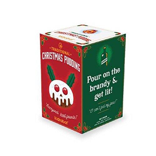 Kidrobot Traditional Christmas Pudding 3 Inch Vinyl (Traditional Puddings)