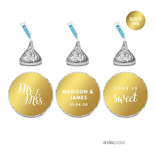 Andaz-Press-Personalized-Chocolate-Drop-Labels-Trio-Metallic-Gold-Ink