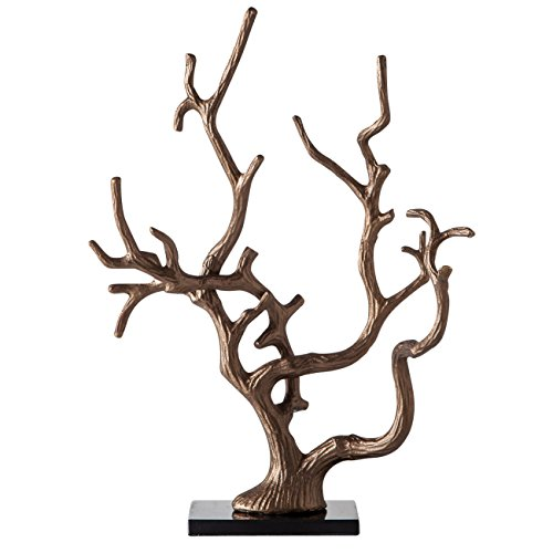 Torre & Tagus 902181B Twisted Branch Antique Bronze Tree Sculpture