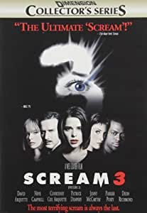 Scream 3: Collector's Series