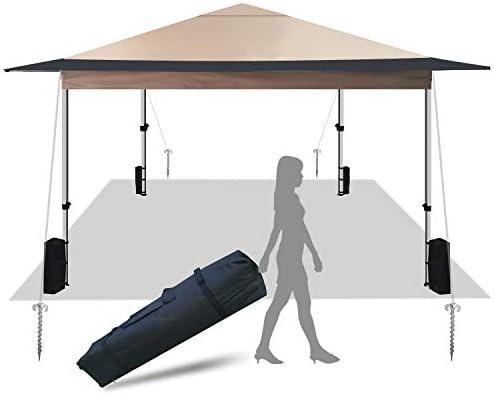 Outdoor Gazebo Pop-up Canopy Tent Extra 12×12 Shade
