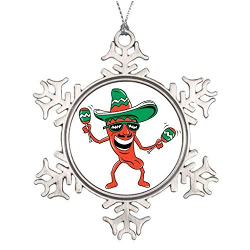 - Ideas For Decorating Christmas Trees Dancing Chili Pepper Santa Decorations