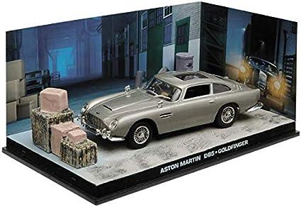 Eaglemoss James Bond 1 43 Aston Martin Db5 Goldfinger 1964 Amazon De Spielzeug
