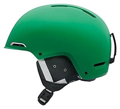 Giro Battle Snow Helmet (Matte Green, Large)