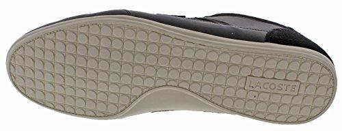 Lacoste Mens Chaymon 116 1 Spm Fashion Sneaker Nero / Grigio