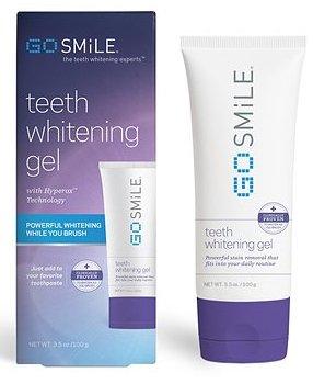 Go Smile dents gel blanchissant, 3,5 fl. oz