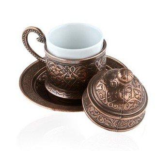 Kupfer Espresso Turkish Coffee Cup