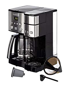 2a4c191ea4f4 ... 12-Cup Coffee Maker and Single. upc 086279090645 product image1. upc  086279090645 product image2